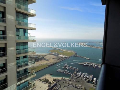 2 bedroom with sea view - Princess Tower